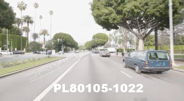Vimeo clip HD & 4k Driving Plates Beverly Hills, CA Period Plates* PL80105-1022