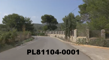 Vimeo clip HD & 4k Driving Plates Ibiza, Spain Day PL81104-0001