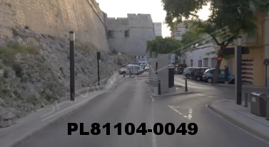 Vimeo clip HD & 4k Driving Plates Ibiza, Spain Day PL81104-0049