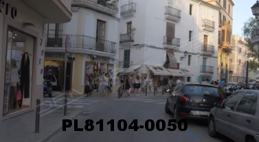 Vimeo clip HD & 4k Driving Plates Ibiza, Spain Day PL81104-0050