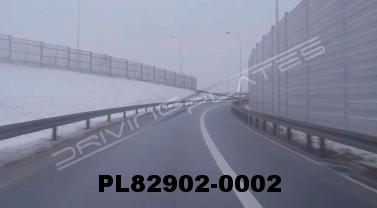 Vimeo clip HD & 4k Driving Plates Highways, Poland Day PL82902-0002