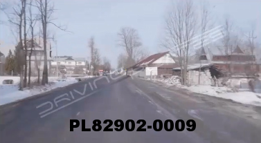 Vimeo clip HD & 4k Driving Plates Highways, Poland Day PL82902-0009