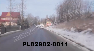 Vimeo clip HD & 4k Driving Plates Highways, Poland Day PL82902-0011