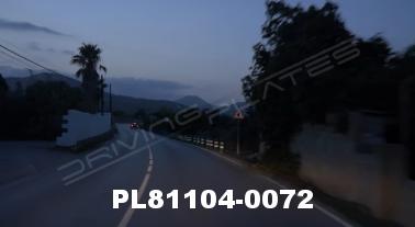 Vimeo clip HD & 4k Driving Plates Ibiza, Spain PL81104-0072