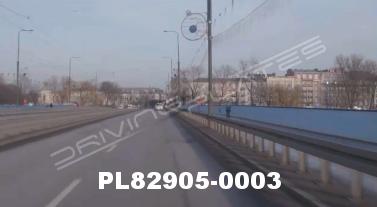 Vimeo clip HD & 4k Driving Plates Krakow, Poland PL82905-0003