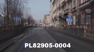 Vimeo clip HD & 4k Driving Plates Krakow, Poland PL82905-0004