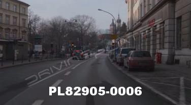Vimeo clip HD & 4k Driving Plates Krakow, Poland PL82905-0006