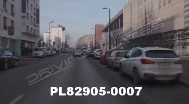 Vimeo clip HD & 4k Driving Plates Krakow, Poland PL82905-0007
