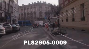 Vimeo clip HD & 4k Driving Plates Krakow, Poland PL82905-0009