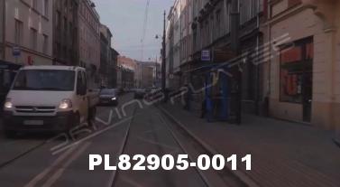 Vimeo clip HD & 4k Driving Plates Krakow, Poland PL82905-0011