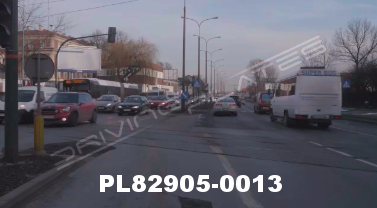 Vimeo clip HD & 4k Driving Plates Krakow, Poland PL82905-0013