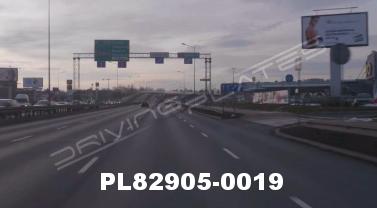 Vimeo clip HD & 4k Driving Plates Krakow, Poland PL82905-0019