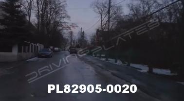 Vimeo clip HD & 4k Driving Plates Krakow, Poland PL82905-0020