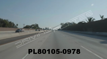 Vimeo clip HD & 4k Driving Plates Los Angeles Freeways, CA PL80105-0978