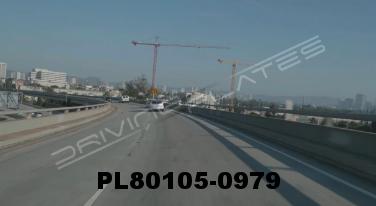 Vimeo clip HD & 4k Driving Plates Los Angeles Freeways, CA PL80105-0979