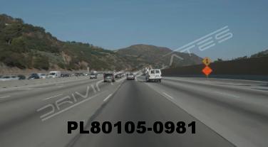 Vimeo clip HD & 4k Driving Plates Los Angeles Freeways, CA PL80105-0981
