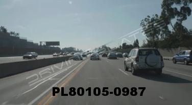 Vimeo clip HD & 4k Driving Plates Los Angeles Freeways, CA PL80105-0987