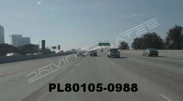 Vimeo clip HD & 4k Driving Plates Los Angeles Freeways, CA PL80105-0988