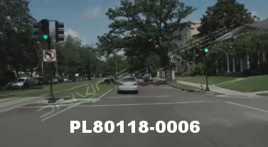 Vimeo clip HD & 4k Driving Plates New Orleans, LA PL80118-0006