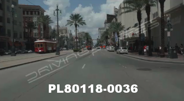 Vimeo clip HD & 4k Driving Plates New Orleans, LA PL80118-0036