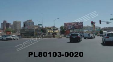 Vimeo clip HD & 4k Driving Plates Phoenix, AZ PL80103-0020