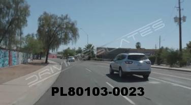 Vimeo clip HD & 4k Driving Plates Phoenix, AZ PL80103-0023