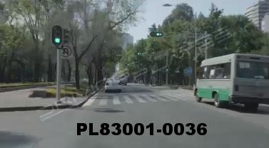 Vimeo clip HD & 4k Driving Plates Mexico City, Mexico PL83001-0036