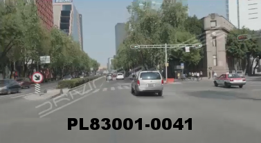 Vimeo clip HD & 4k Driving Plates Mexico City, Mexico PL83001-0041