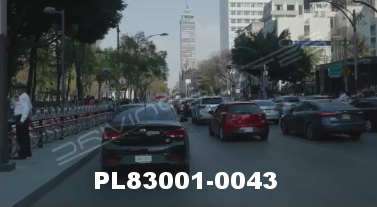 Vimeo clip HD & 4k Driving Plates Mexico City, Mexico PL83001-0043