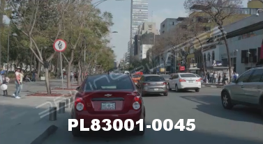 Vimeo clip HD & 4k Driving Plates Mexico City, Mexico PL83001-0045