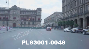 Vimeo clip HD & 4k Driving Plates Mexico City, Mexico PL83001-0048