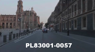 Vimeo clip HD & 4k Driving Plates Mexico City, Mexico PL83001-0057