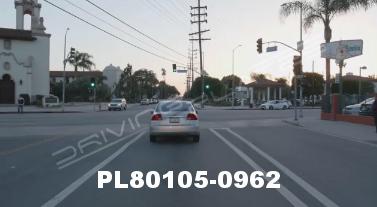 Vimeo clip HD & 4k Driving Plates Studio City, CA PL80105-0962