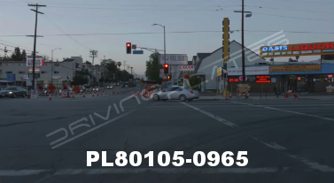 Vimeo clip HD & 4k Driving Plates Studio City, CA PL80105-0965