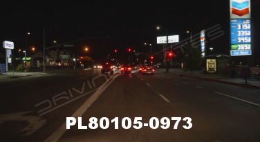 Vimeo clip HD & 4k Driving Plates Studio City, CA PL80105-0973