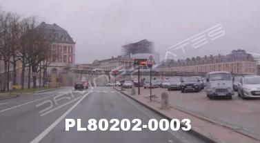Vimeo clip HD & 4k Driving Plates Versailles, France PL80202-0003