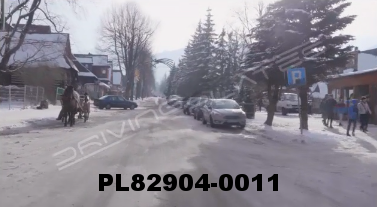 Vimeo clip HD & 4k Driving Plates Zakopane, Poland PL82904-0011