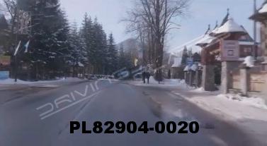 Vimeo clip HD & 4k Driving Plates Zakopane, Poland PL82904-0020
