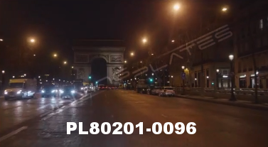 Vimeo clip HD & 4k Driving Plates Paris, France PL80201-0096