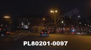 Vimeo clip HD & 4k Driving Plates Paris, France PL80201-0097