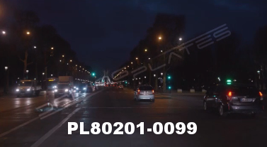 Vimeo clip HD & 4k Driving Plates Paris, France PL80201-0099