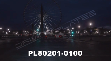 Vimeo clip HD & 4k Driving Plates Paris, France PL80201-0100
