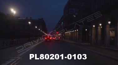 Vimeo clip HD & 4k Driving Plates Paris, France PL80201-0103