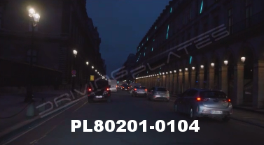 Vimeo clip HD & 4k Driving Plates Paris, France PL80201-0104