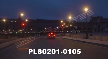 Vimeo clip HD & 4k Driving Plates Paris, France PL80201-0105
