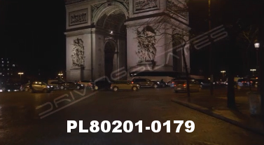 Vimeo clip HD & 4k Driving Plates Paris, France PL80201-0179