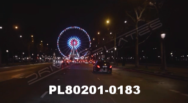 Vimeo clip HD & 4k Driving Plates Paris, France PL80201-0183