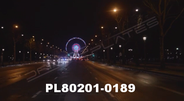 Vimeo clip HD & 4k Driving Plates Paris, France PL80201-0189