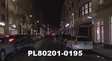 Vimeo clip HD & 4k Driving Plates Paris, France PL80201-0195