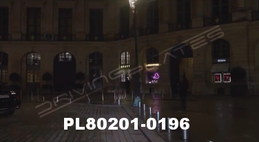 Vimeo clip HD & 4k Driving Plates Paris, France PL80201-0196